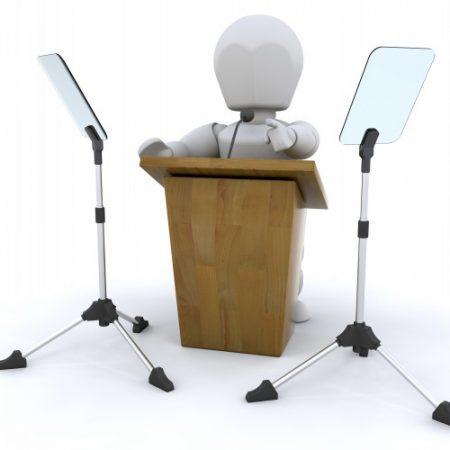 Η Τέχνη της Δημόσιας Ομιλίας