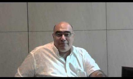 O πρόεδρος του Money Show Ηλίας Φαραγγιτάκης